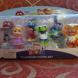 Muppets Babies Figure set of 6